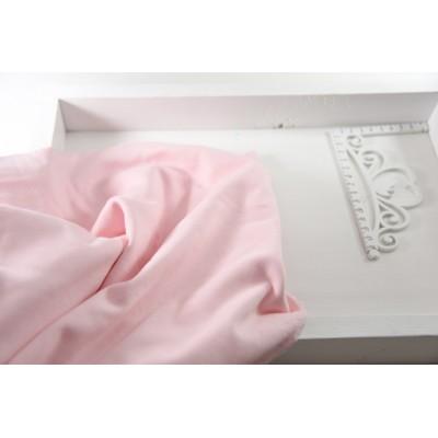 Трикотаж Хлопок 100% Розовый